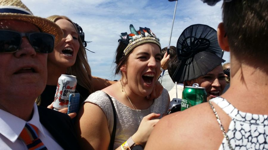 Horse Races Melbourne Cup Melbourne Rocks Photography Fashion Fascinator Fun Too Much Booze Capture The Moment
