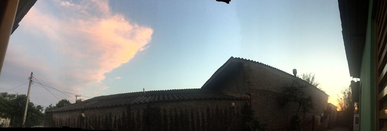 Sky Panorama Panoramic Photography Panoramic Panoramic View Panoramic Sky EyeEm BrazilPhoto No People Cloud - Sky Day