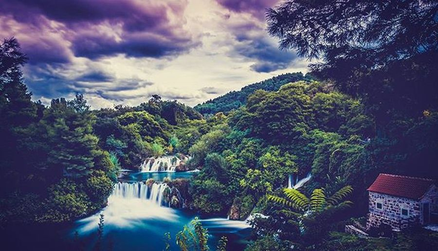Re edit of one of the waterfalls shots I took in Croatia a few months ago. Playing around with tone and colours. What do you think? Repost Tone Colour Colourful Waterfall Croatia Croatiafulloflife Croastagram Lovecroatia Loves_longexpo Longexposure Longexposure_kings Tgif_longxpo Instagood Instalike Instadaily Vzcomood VSCO Vscocam Nikon Amazingphotohunter Ig_croatia Igworldclub Nature Stunning_shots naturelovers trees clouds superhubs_shot serenity