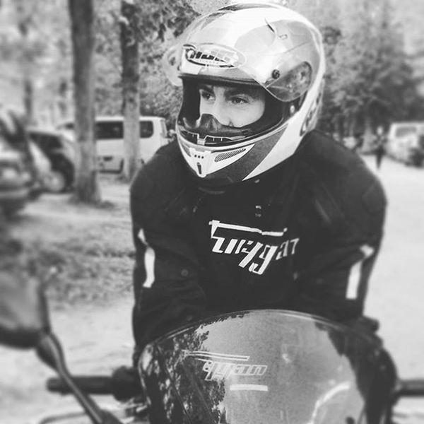 My love MyMan Moto Fazer Furygan Truelove