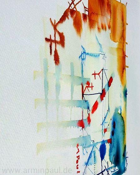 Arminpaulpainting Arminpaulart Arminpaulwatercolor Watercolor Color Watercolorart Berlin Berlinart Art Contemporaryberlin Arminpaul Future Passion Water Dream Abstract Abstractart