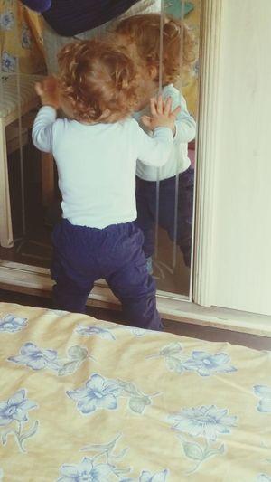 Baby ❤ Relaxing Je Ne Sais Pas Quoi Faire De Mes 10 Doigts Matheo Traces De Petits Doigts👼 Enfance ! ❤