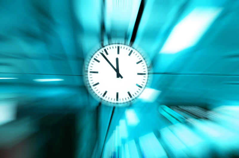 clock blurred ,conceptual image of time running or passing away effect zoom out alarm clock to movements Time Running Abstract Architecture Blue Blurred Motion Business Checking The Time Clock Clock Face Clock Hand Clocks Countdown Deadline Hour Hand Indoors  Minute Hand Motion Night Number Speed Station Time Urgency