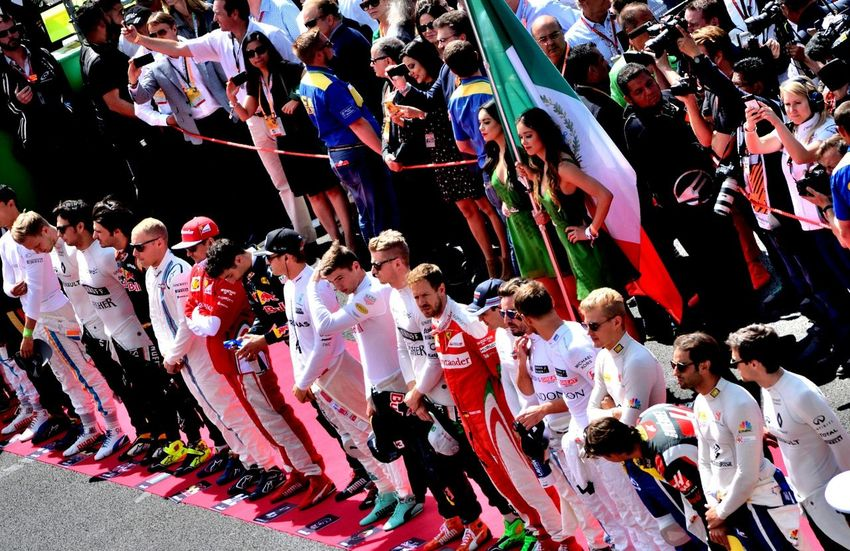Large Group Of People Women Celebration Music Men Crowd Fun People Adults Only Real People Outdoors Adult Performance Audience Day Young Adult F1Mexico Lewishamilton Checoperez  Ferrari Mercedes ForceIndiaF1 F1Team