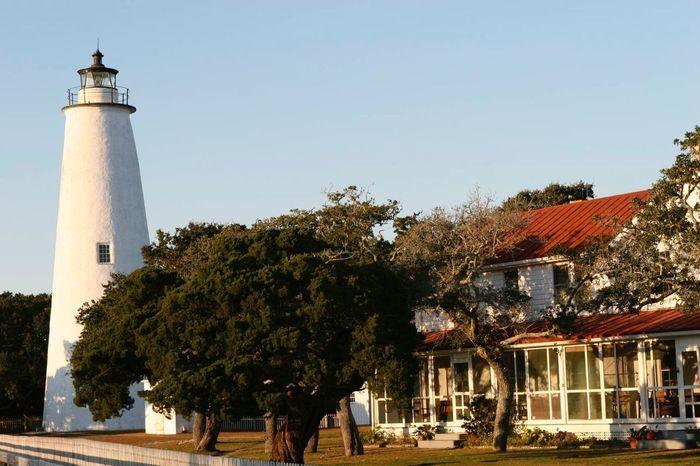 Ocracoke Lighthouse, North Carolina DeLeonStrong Optoutside