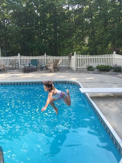 25 Days Of Summer Swimming