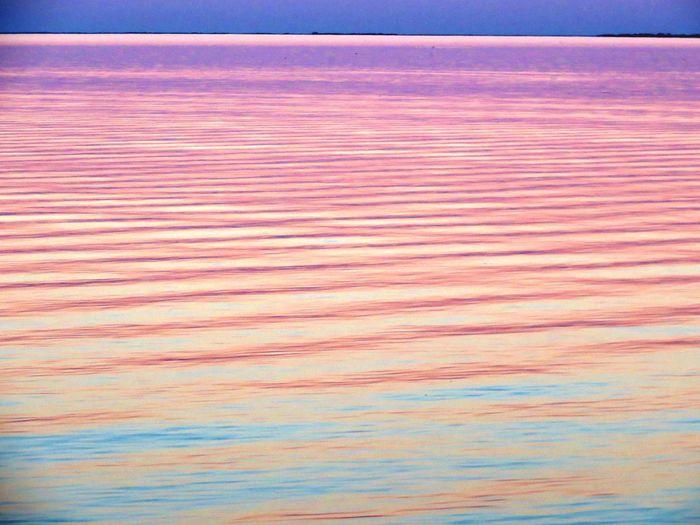 Coloured lake