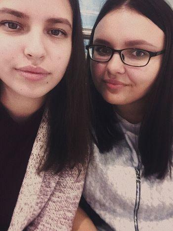 My love, best friend❤️👯 Young Women Two People Friendship