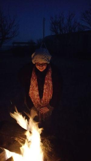 Campfire Cold