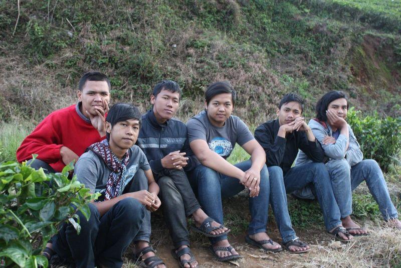 Bandung, West Java INDONESIA Tea Lovers