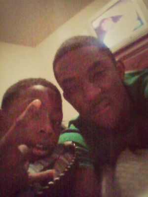 Coolin With My Youngin