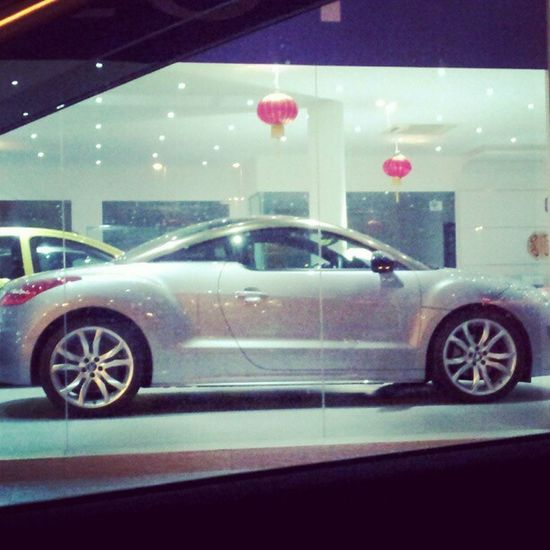 trade in, can? :( Peugeot Rcz