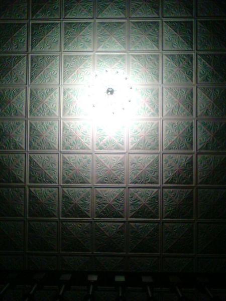 Old house ceiling Lascasasfilipinasdeacuzar Gradient Lighting Ceiling Tiles