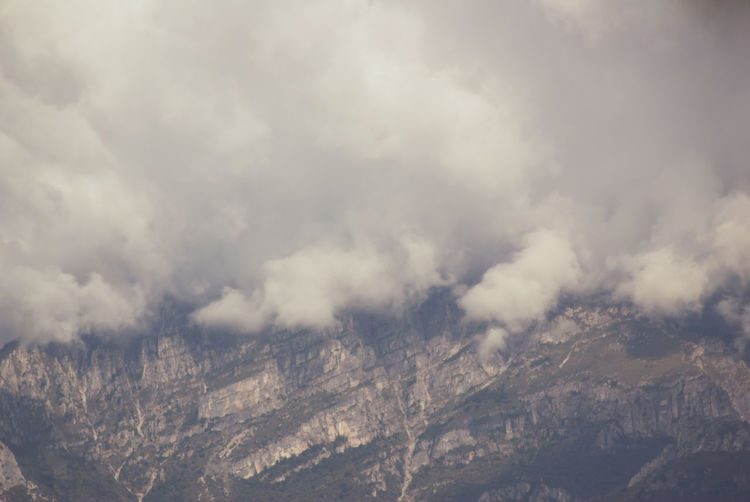 misty weather Cloud - Sky Beauty In Nature Environment Scenics - Nature Mountain Nature Sky No People Day Non-urban Scene Mountain Range Landscape Tranquility Aerial View Smoke - Physical Structure Outdoors Geology Cloudscape Tranquil Scene Ominous