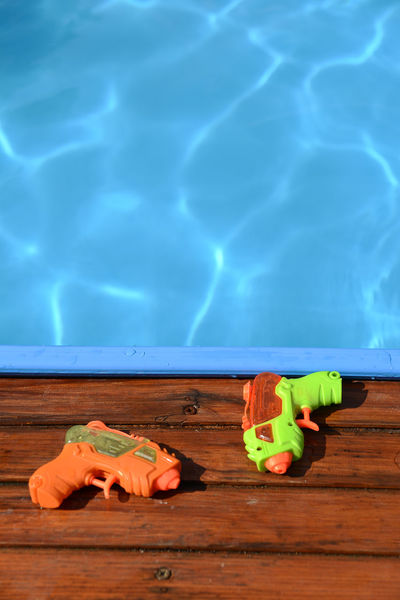 Summer Playing Summertime Pool Time The Essence Of Summer Water Guns Water Gun Wet Water Pool Advertisement Advertising Commercial Cool Kids Kids Playing People Of The Oceans Two Is Better Than One