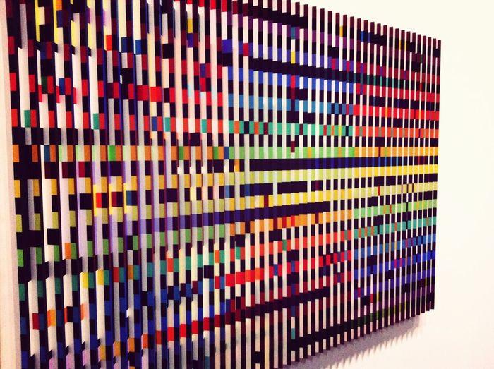 Geometry Colors Grand Palais Paris Exposition Dynamo