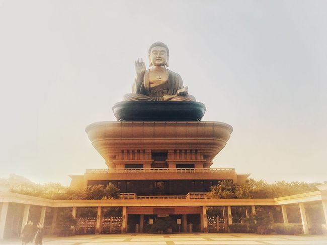 Big Buddha Buddha Memorial Center Kaoshiung Foguangshan