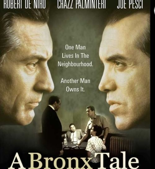 A Bronx Tale Robert De Niro