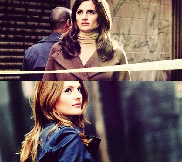 Stana Katic Beckett Kate Beckett Castle