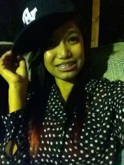If Yu Can Rock A SnapBack I Dnt See How I Can't ^.^