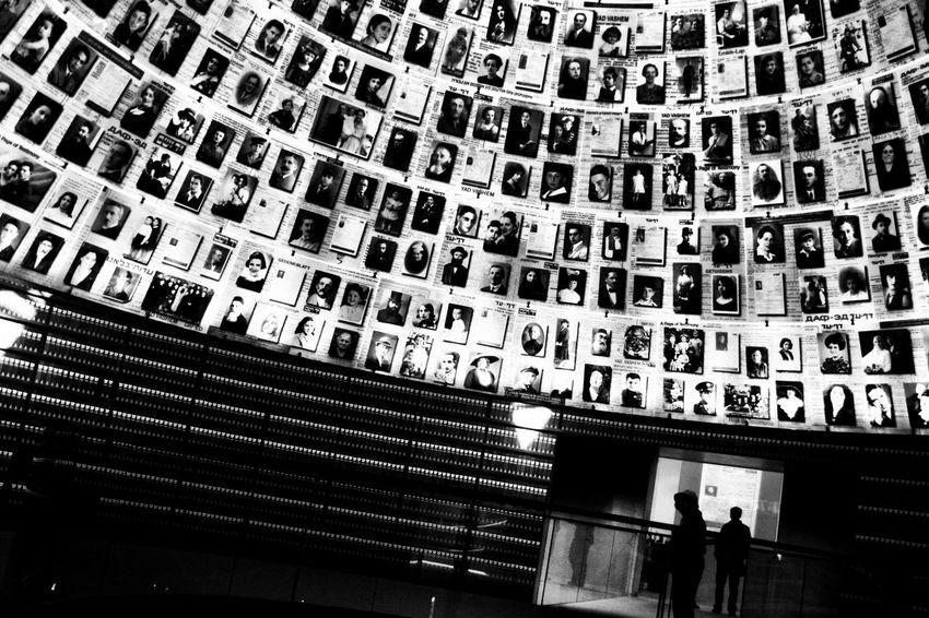 Holocaust museum Yad Vashem