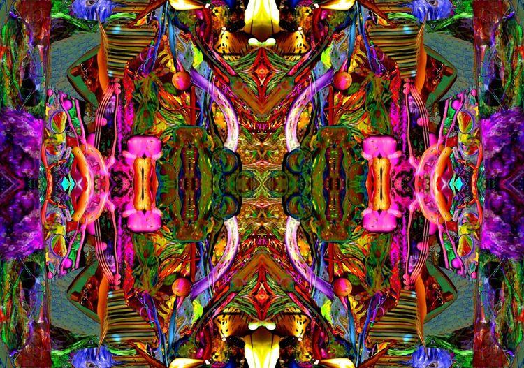 #abstract  #art #Artist #artistic #Multimedia #MyStyle #Rix #Surréalisme #unique #uniquely_me Colorful Multi Colored