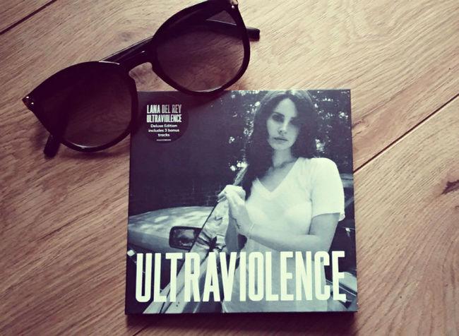 New Album ??? Lana Del Rey ULTRAVIOLENCE Music Favorite