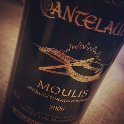 Moulis en Médoc. Winolife Instawine Bordeaux Redwine Médoc