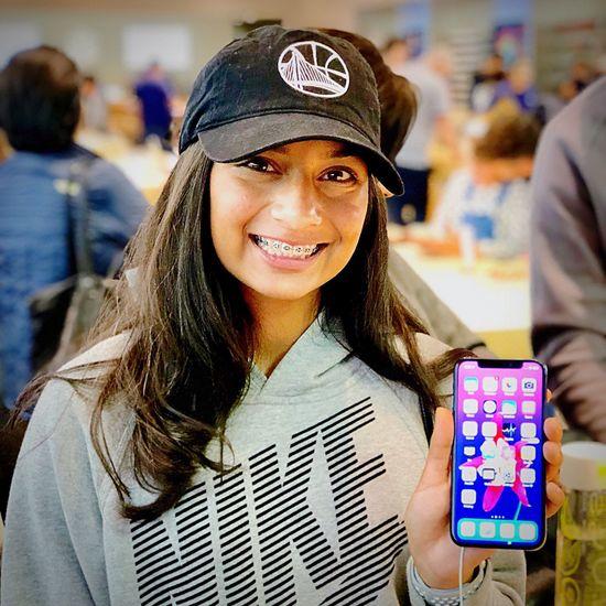 IPhoneX Applestore Paloalto