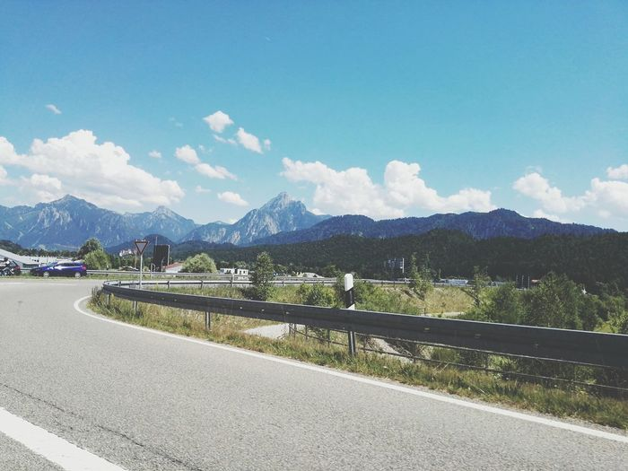 Travel Photography Roadtrip ❤ Road Mountain View Mountains And Sky Mountains On The Way The Alps GERMANY🇩🇪DEUTSCHERLAND@ Showcase July Fresh On Eyeem  Mountain Peaks Taking Photos Original Experiences Feel The Journey The Essence Of Summer The Great Outdoors Landscapes Landscape_photography Travel Live For The Story Summer Road Tripping