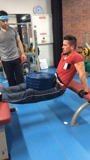 Body Bodybuilding Fitness First Eyeem Photo