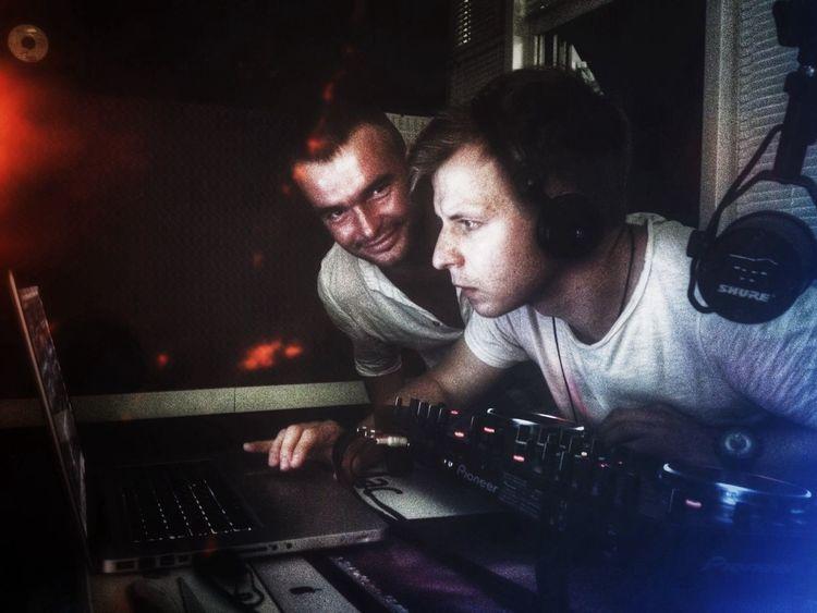 Ksymusic DFM Music Live Music K.S.Y. -back2back- Martes @ Freesound Live @ DFM 104.3 FM Voronezh
