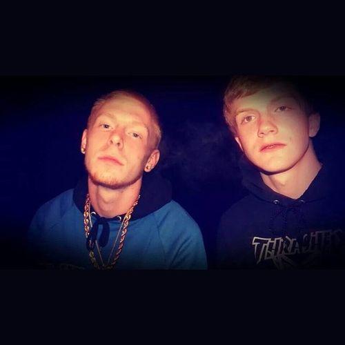 Throwback Thursday @corbin___jones Throwbackthursday  Throwback Thursday Thugs ogs redheads blondes duke chains brotherlove