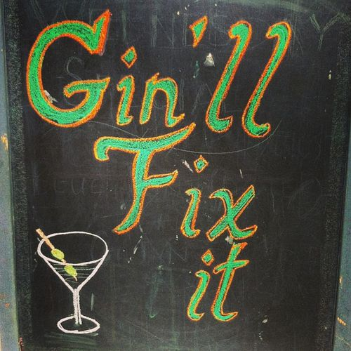 My life GIN Fixit Truth
