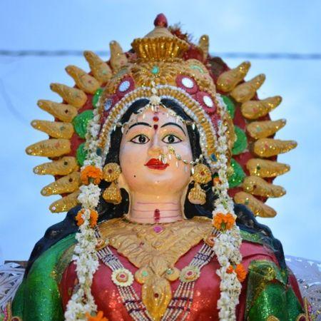 Goddess Lakshmi Hinduism Devi Lakshmi Puja Culture Odisha India
