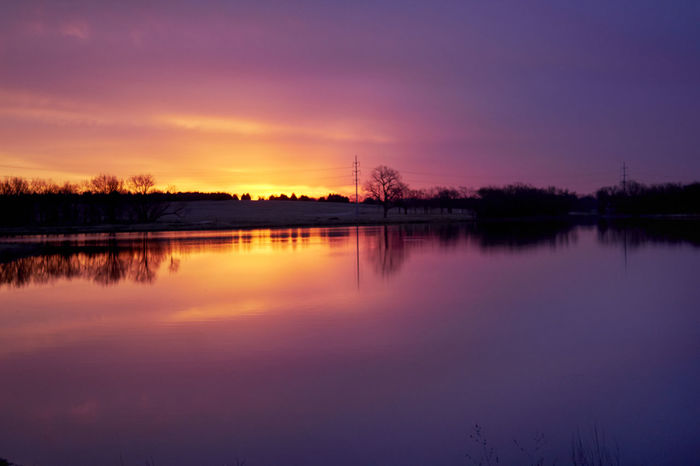Beauty In Nature Dawn Daylight Daylight Photography Lake Nature No People Outdoors Reflection Sky Sunrise Tranquil Scene Tranquility Water EyeEmNewHere