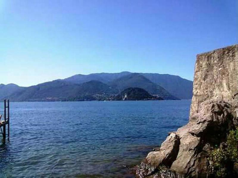 Lago Di Como Varenna Lago Water Lakecomo The Purist (no Edit, No Filter)