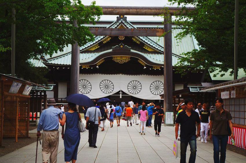 Japanese Shrine Yasukuni Shrine 九段下 Japan Photography Pentax K-50