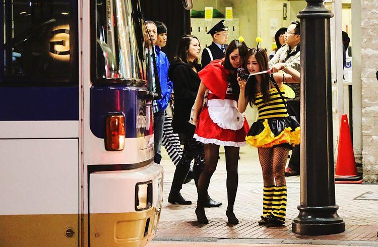 Tokyo Halloween Happy Halloween Halloween_Collection Halloween2015 Halloween EyeEm Happy Halloween! EyeEm Best Edits From My Point Of View Halloween Tokyo Street Halloweenmakeup