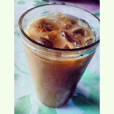 Ice cold coffee for summer!