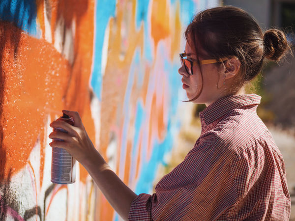 Artist City Graffiti Paint Student Aerosol Art Draw Drawing Graffiti & Streetart Graffiti Art Graffiti Wall Guy Ink Spray Street Photography Streetart Style Talent Teen Teenager Town Urban Vandal Vandalism