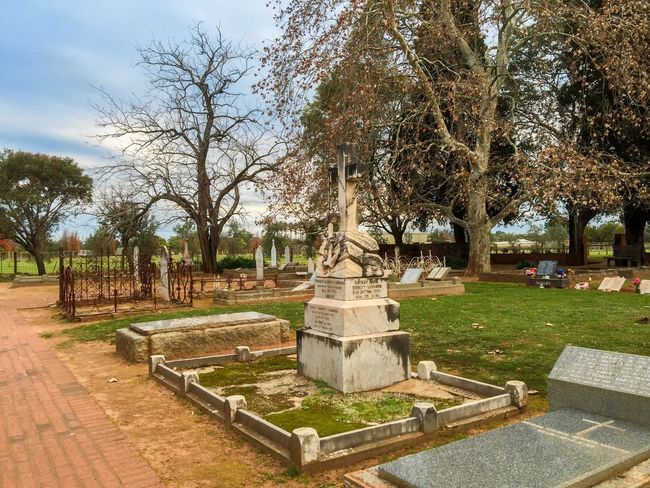Cemetery at Dusk Henley Brook Cemetery Burial Burial Ground Garden Fence Plots Headstone Graves Gravestone Graveyard Trees Dusk Rest In Peace ❤ Cemetery Photography Remembrance Death All Saints Church Cemetery Western Australia Swan Valley  Memorial Outdoors Twilight Loved Ones Peaceful Life And Death