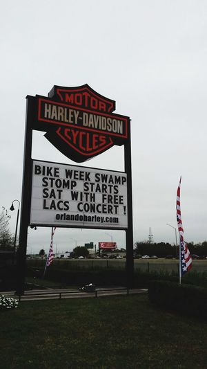 Harley Davidson@ Orlando, Florida USA