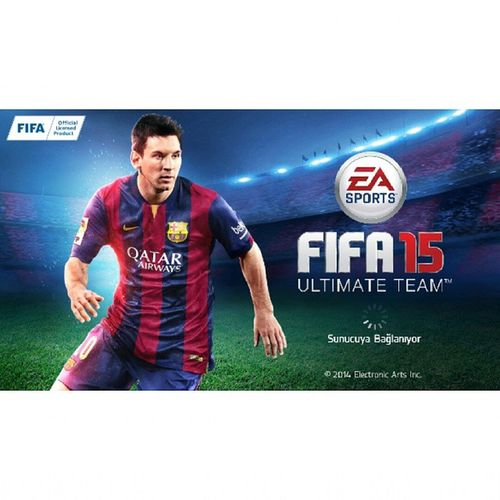Fifa15 MobileGame Like cok iyi @nocrop_rc Rcnocrop