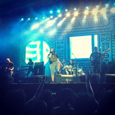 AWAKE..!! Had the time of my life..!!:D Textures Nh7 Bacardiarena Metal weekender