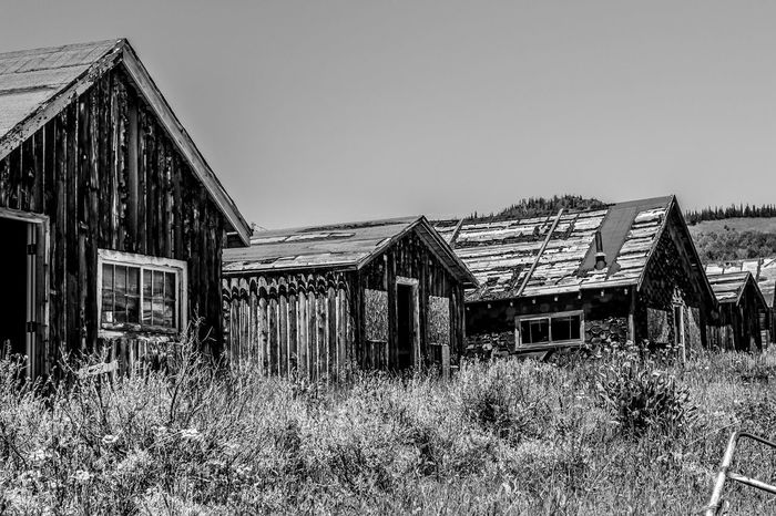 Abandoned Abandoned Places Co Colorado Farm Grand County Kremmling No People Outdoors