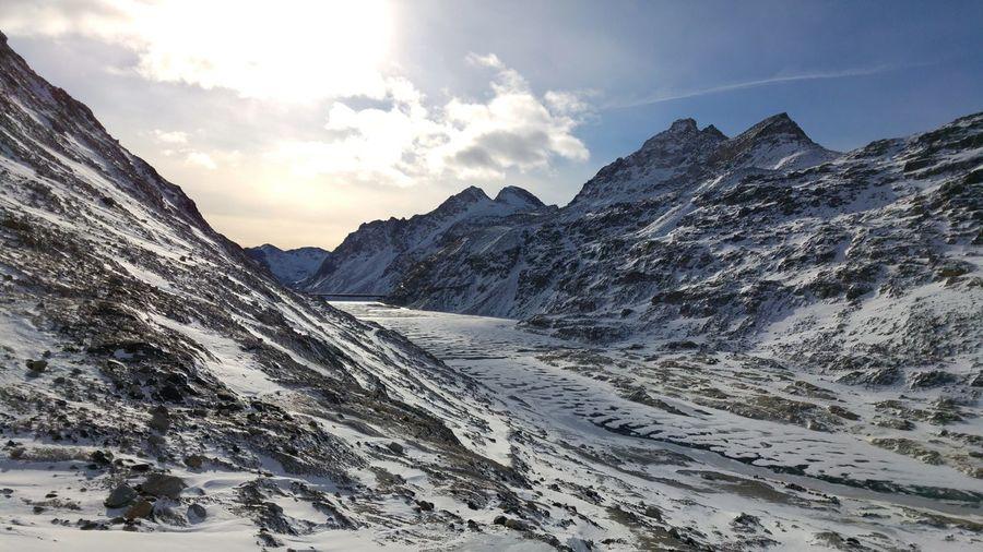 Beauty of the mountains 😍 MölltalerGletscher First Eyeem Photo
