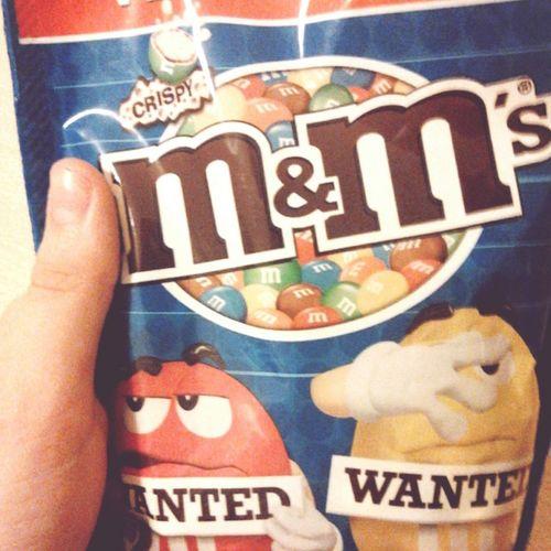 M&m's Blue Gnam Gnam Food