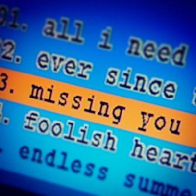 Warmbodies soundtrack's so amazing. :) Missingyou , lovethis! Instamovie Instapic igaddict music sogood goodvibes number1