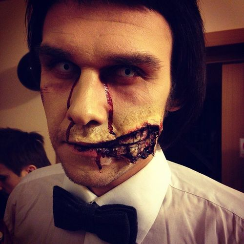Hallowen вместехорошо BANYAconceptstore Zombie